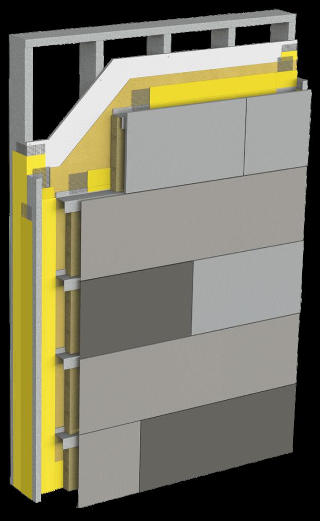 Dri-Design Panel Cutaway