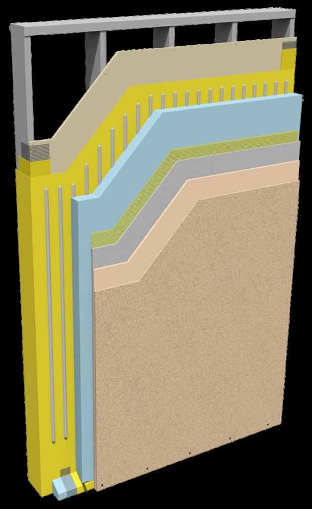 XPS ci Panel Cutaway