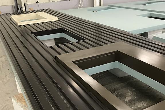 panel production