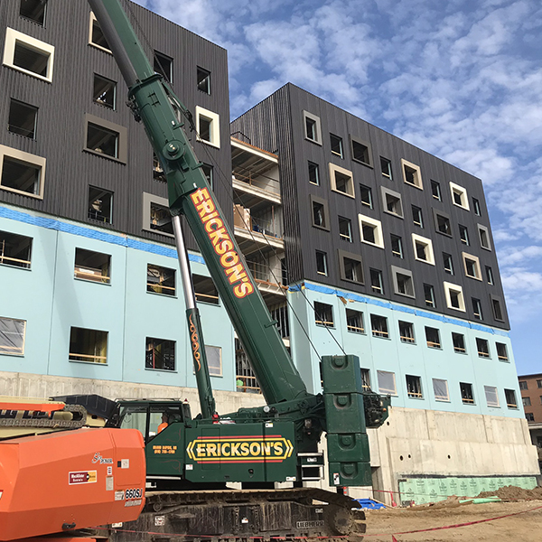 building exterior shot